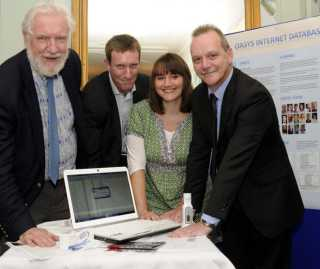 Oasys Team at the MidTECH Awards 2010